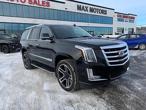 2020 Cadillac Escalade PREMIUM LUXURY 6.2 L ONLY 750 KM