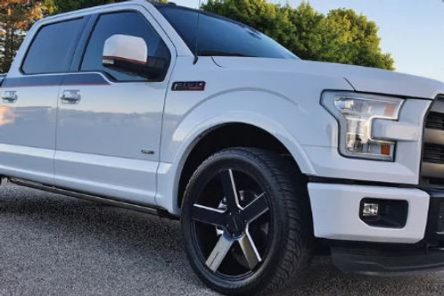 COMING SOON 2016 Ford F150 5.0L Crew Cab w/ Long Box            85,905 KM