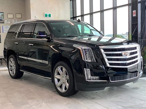 2020 Cadillac Escalade Premium Luxuary 6.2L 4x4 14,320km 420HP 10 SPEED W/Magnet