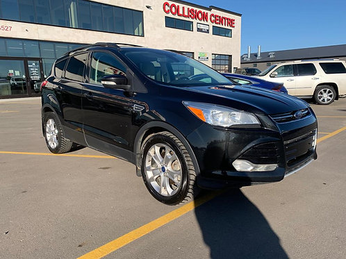 2013 Ford Escape SEL 2.0L HEATED SEATS/BACK UP SENSORS/NAVIGATION 205,509 KM