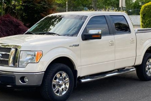 COMING SOON 2009 FORD F150 LARIAT      352,569 KM