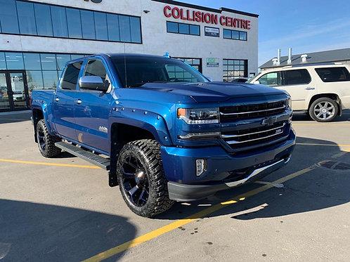 2018 Chevrolet Silverado 1500 High Country 6.2L FULLY LOADED 21,918 KM