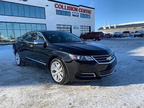 2018 Chevrolet Impala Premium 3.6L FULLY LOADED    75,880 KM