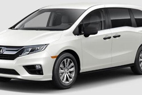COMING SOON 2018 Honda Odyssey LX    58,000 KM