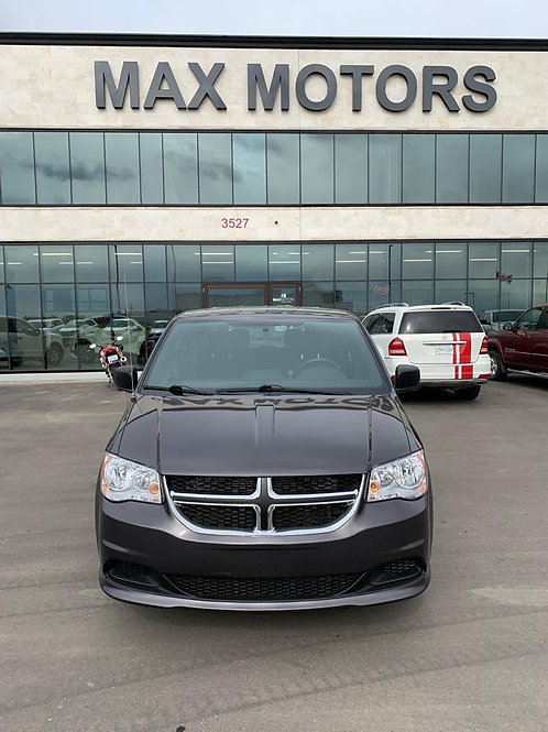 2016 Dodge Grand Caravan Canada Value Package 7 PASSENGER w/ STOW & GO 124,000KM