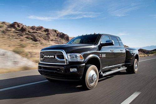 COMING SOON 2018 RAM 3500 LIMITED MEGA CAB DUALLY  79,500KM