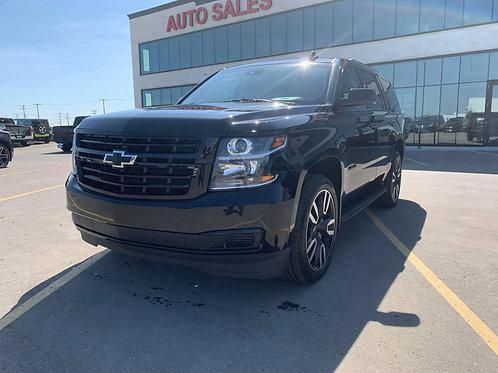 2018 Chevrolet Tahoe LT RST SPORT BLACK EDITION 4X4