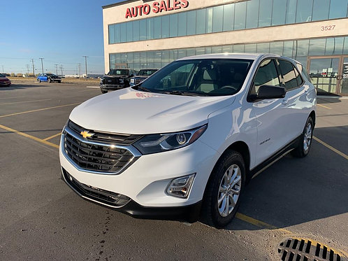 2018 Chevrolet Equinox LS AWD 1.5L Turbo  BACK UP CAMERA/HEATED SEATS 30,902 KM