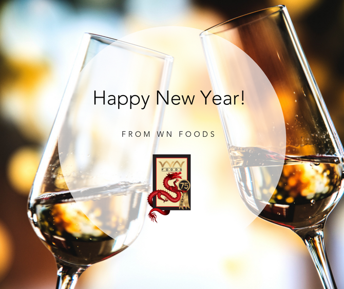 Happy New Year from WN Foods!