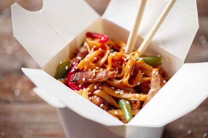 Craving Chinese takeout food but don't feel like going out?