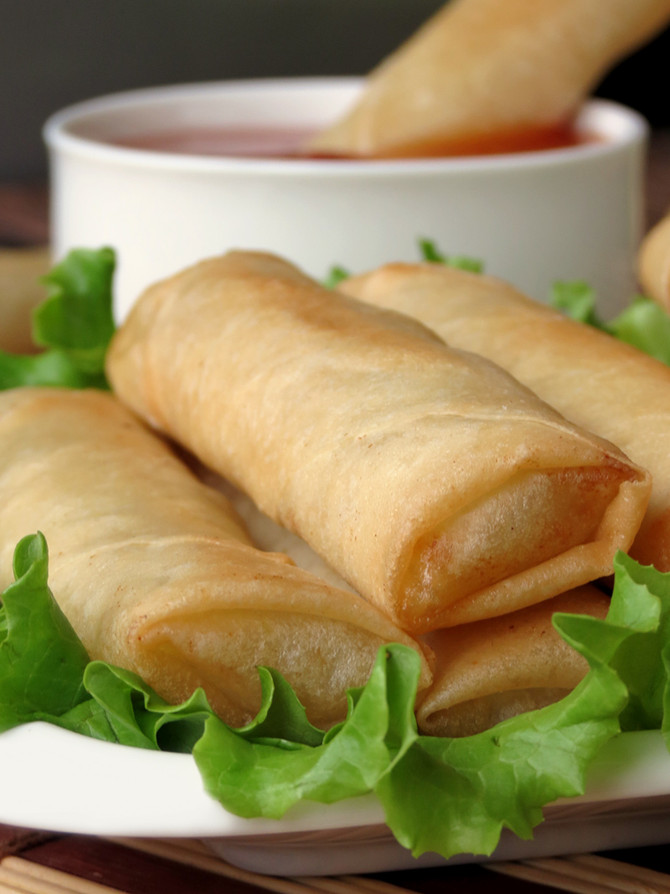 What's your favorite egg roll dipping sauce?