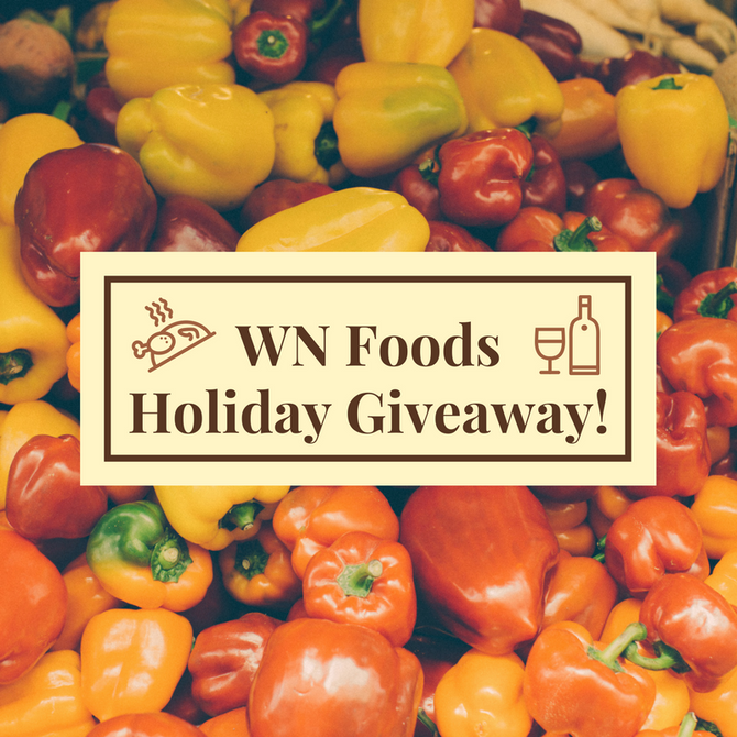 WN Holiday Giveaway 2017!