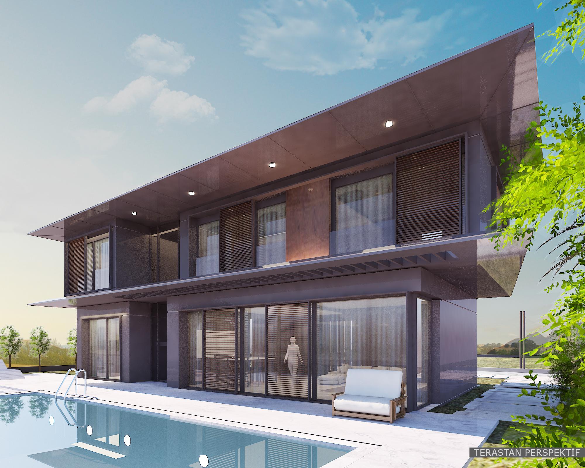 Çolaklı Villa