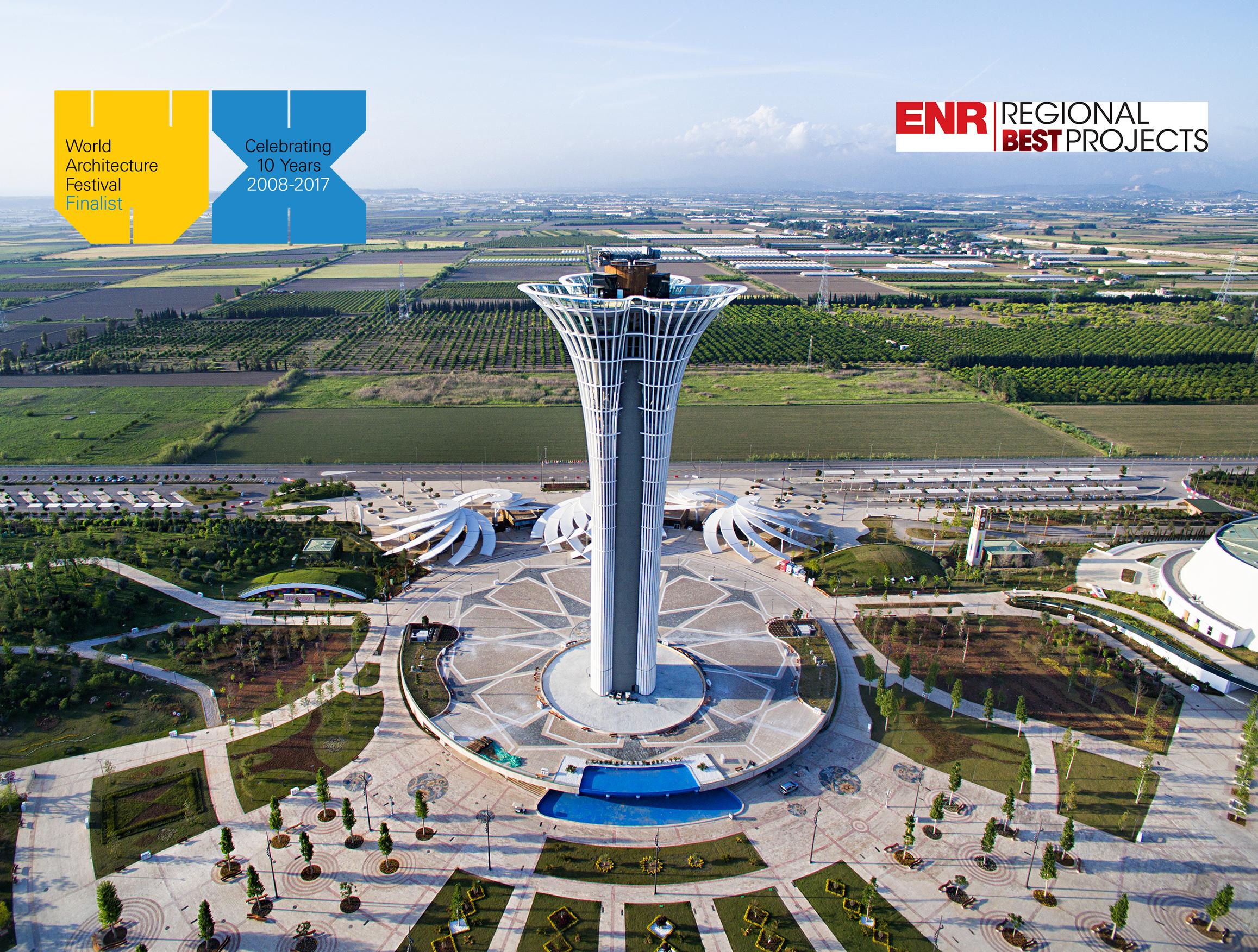 EXPO 2016 ANTALYA KULESİ