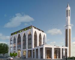 Antalya İl Müftülüğü Hizmet Binası