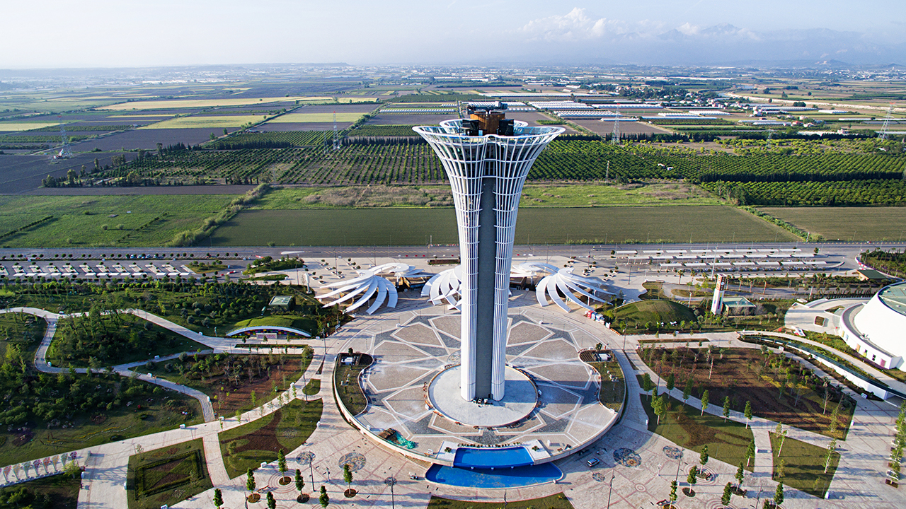 EXPO 2016 Antalya Tower