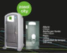 Cabinas Sanitarias (250 usos)