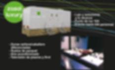 Cabinas Sanitarias portátiles Gran Capacidad