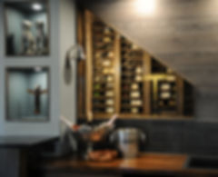 Leesburg Home Bar