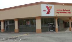 Agawam, MA YMCA exterior 1