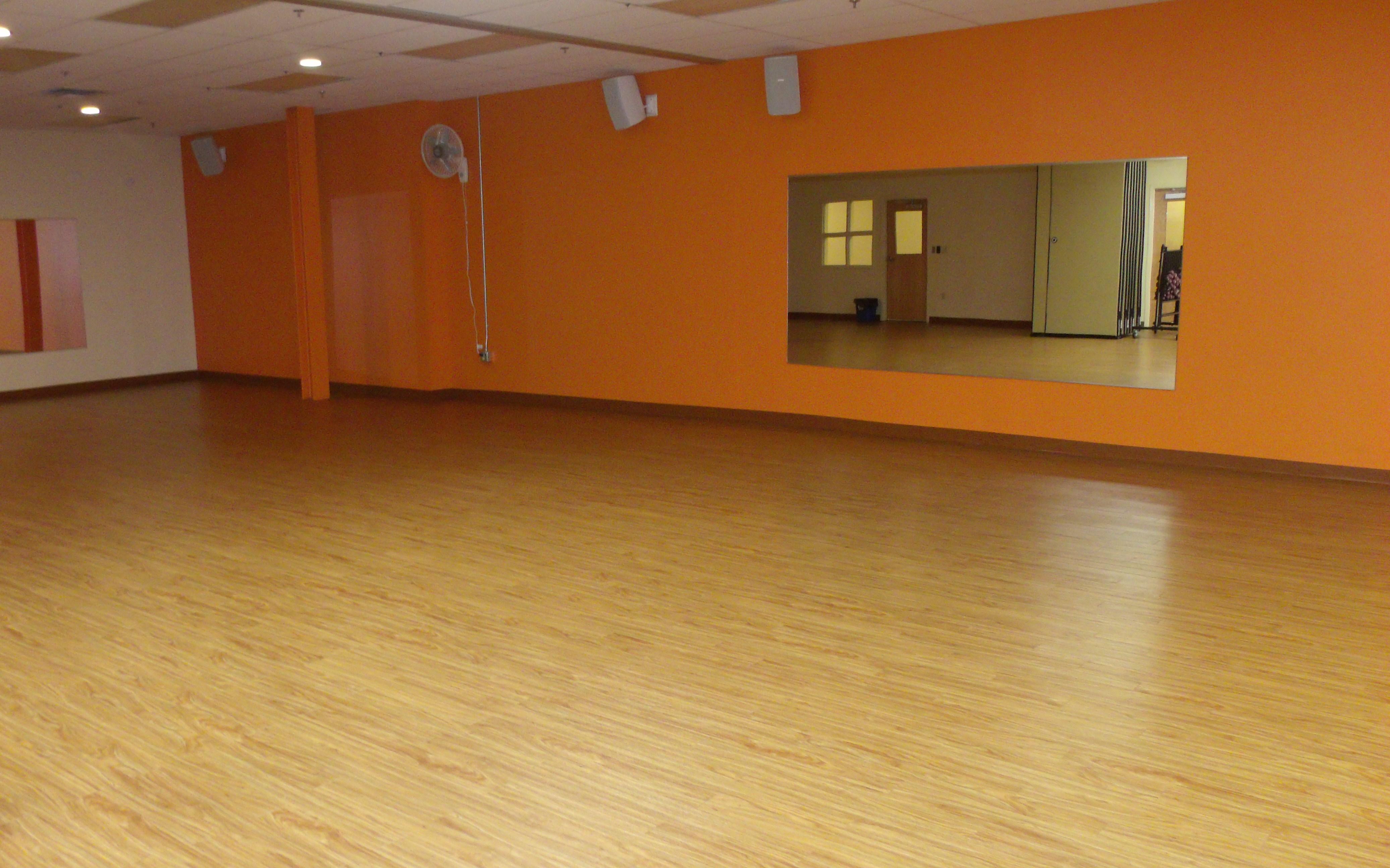 Agawam, MA YMCA interior 2
