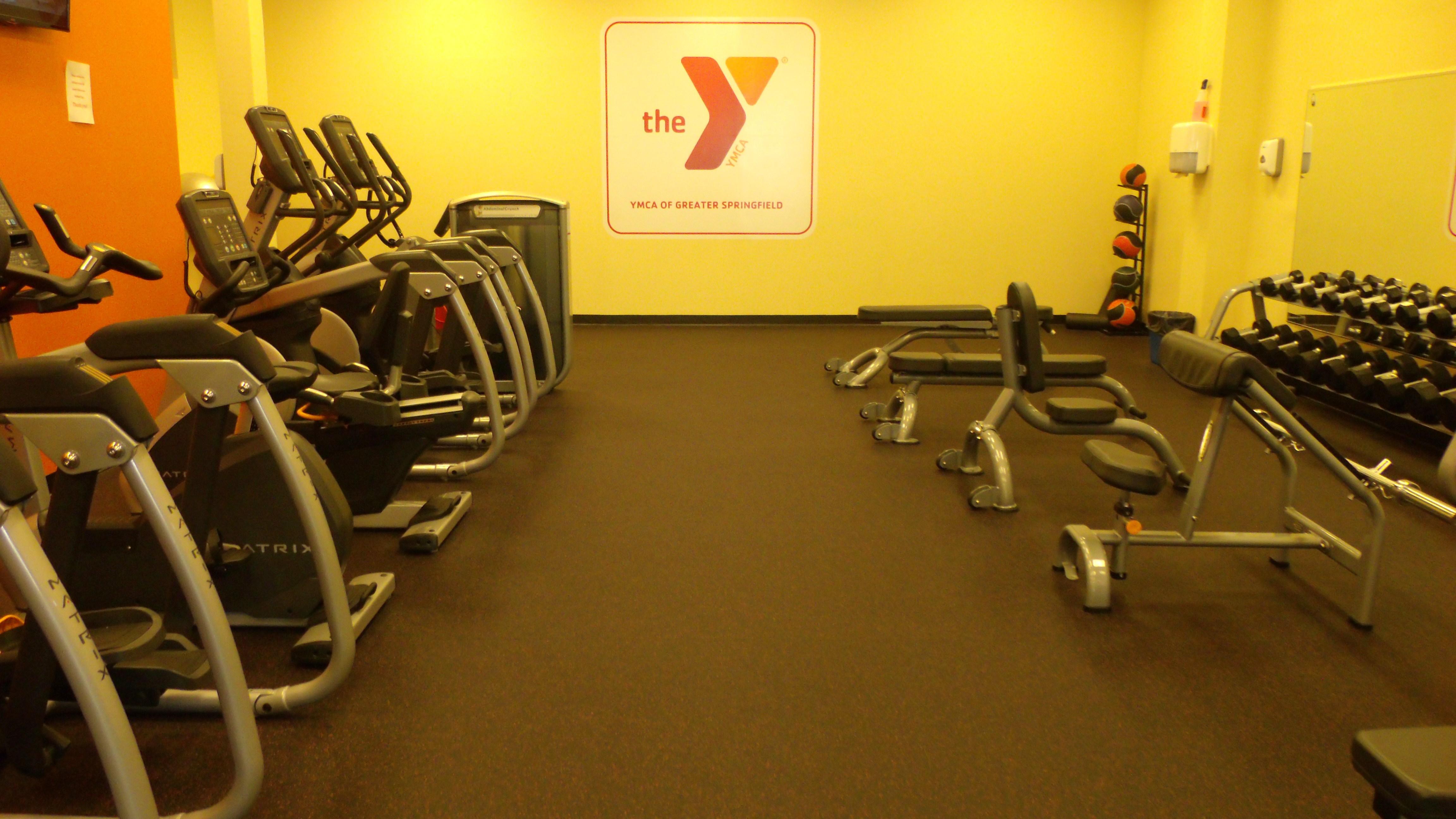 Agawam, MA YMCA interior 9
