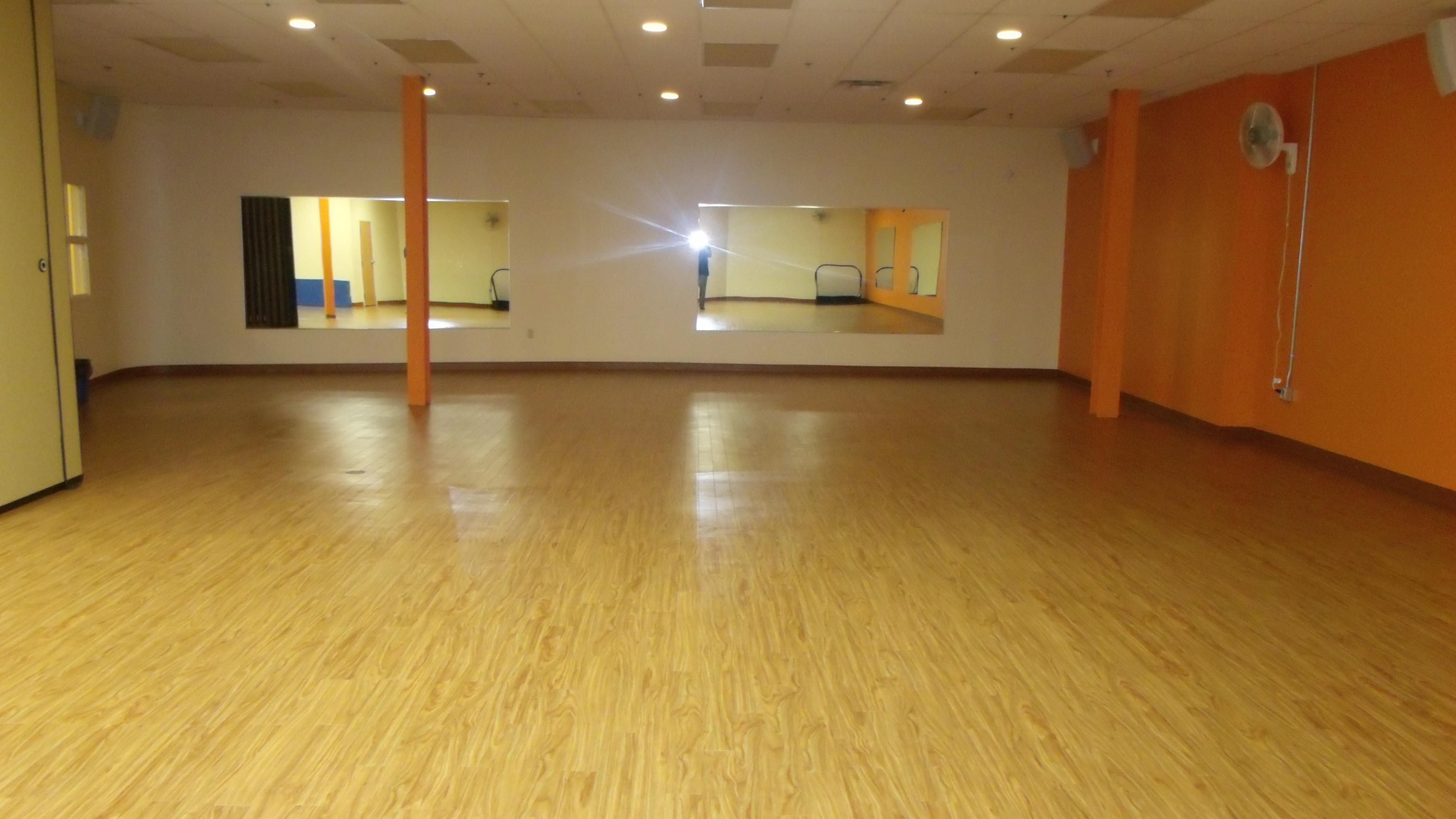Agawam, MA YMCA interior 3