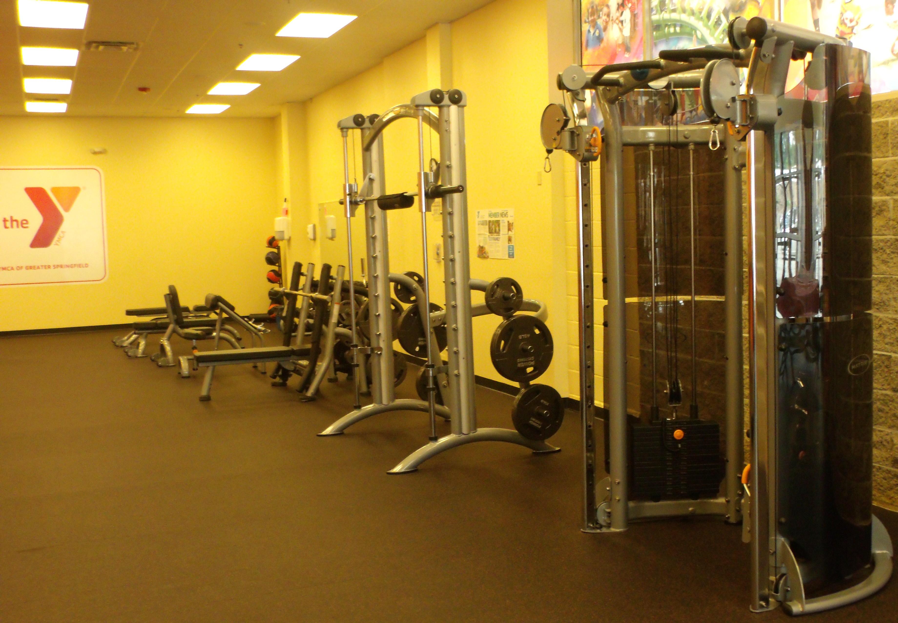 Agawam, MA YMCA interior 11