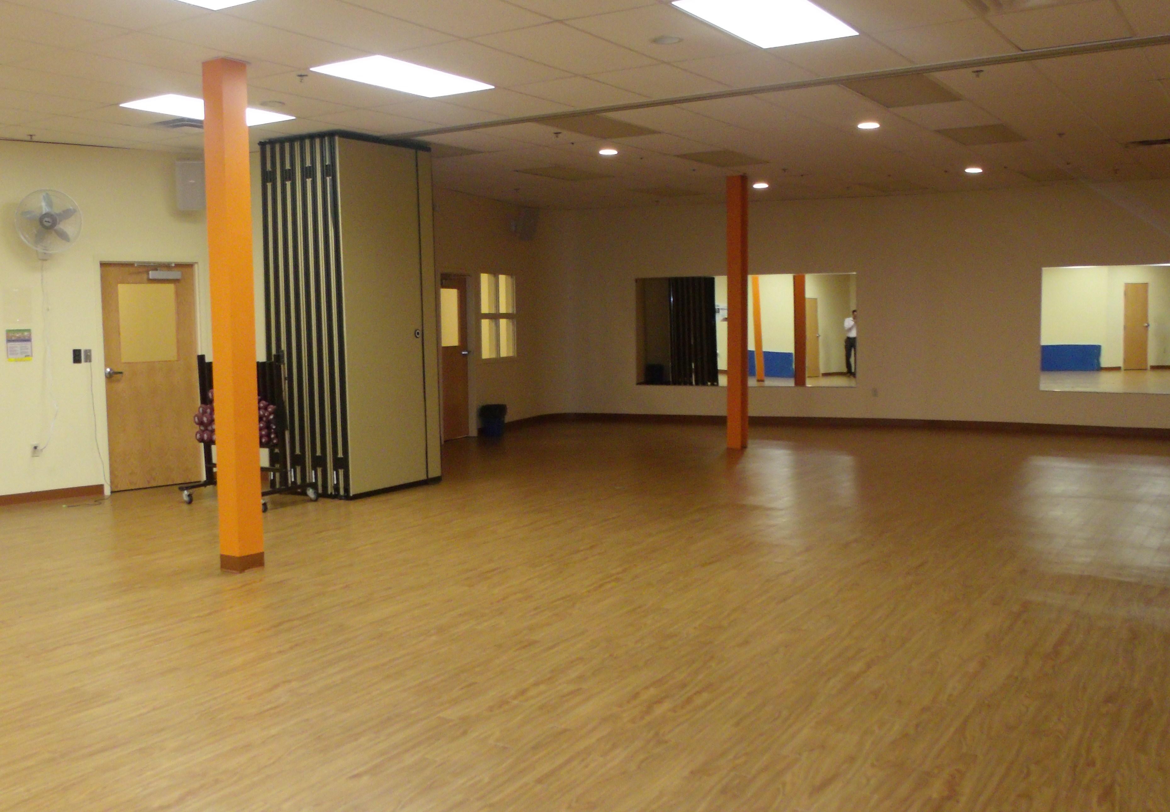 Agawam, MA YMCA interior 6
