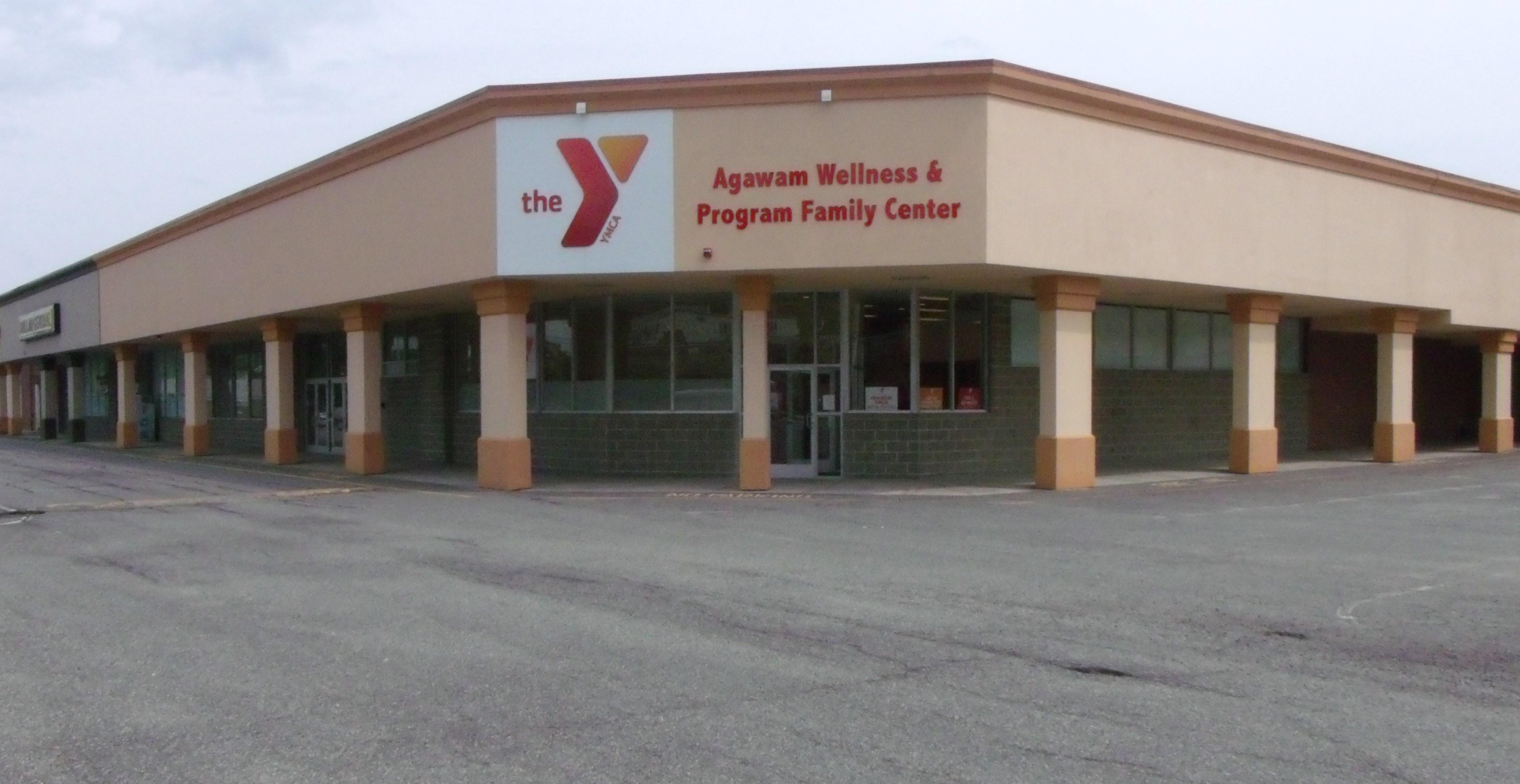 Agawam, MA YMCA exterior 2