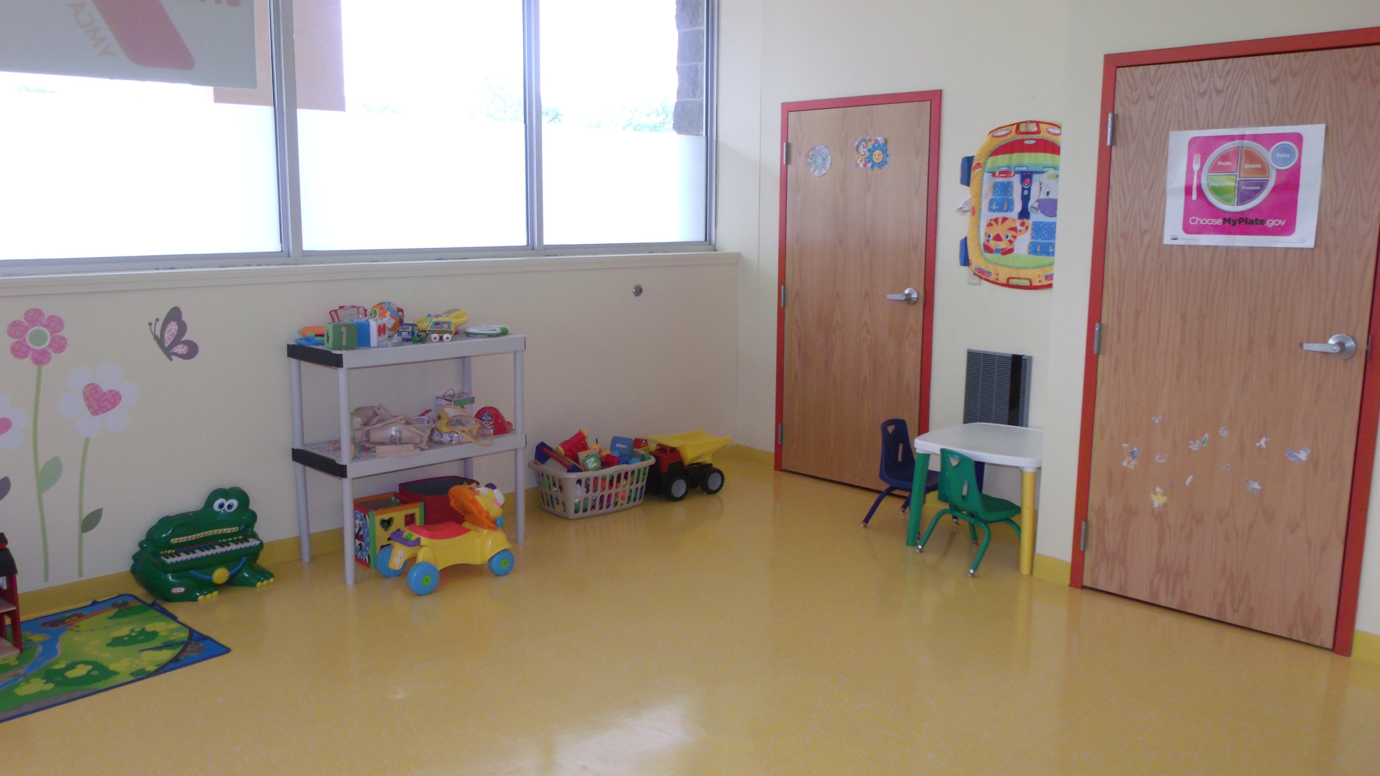 Agawam, MA YMCA interior 14