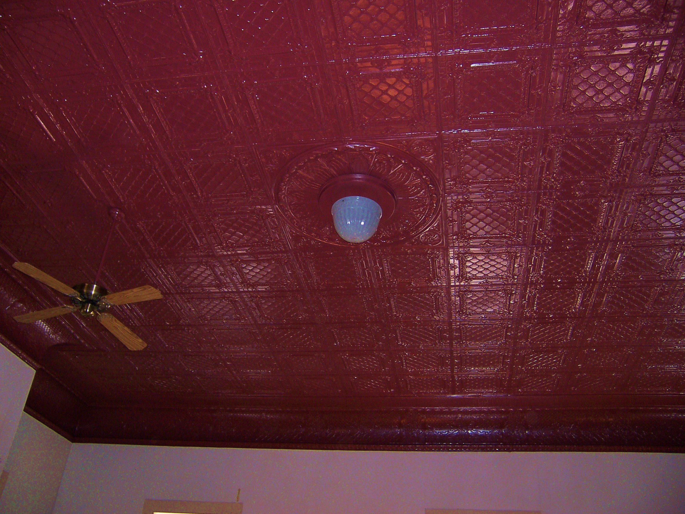 Main Ceiling after photo 2