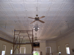 Main Ceiling Before 1