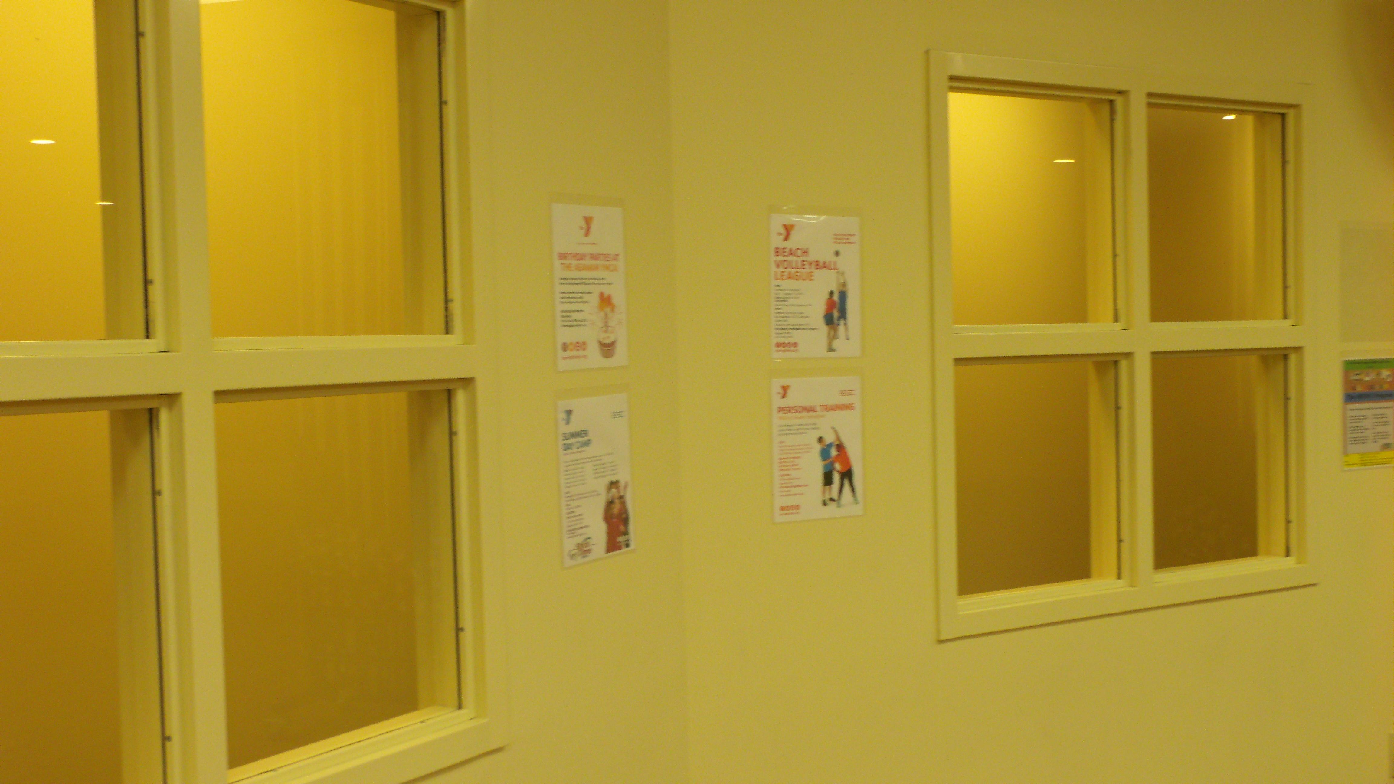 Agawam, MA YMCA interior 1
