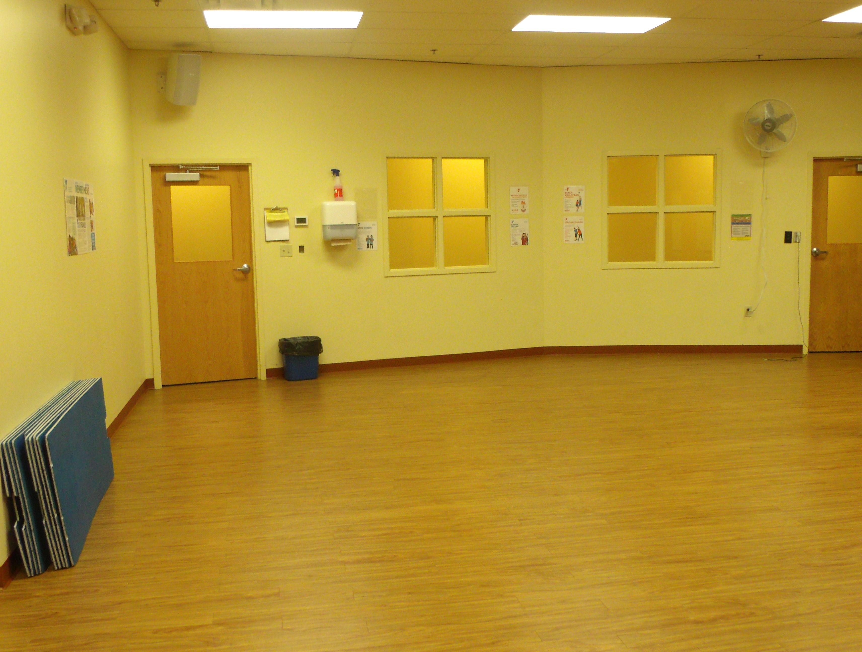 Agawam, MA YMCA interior 5