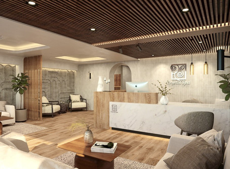 CRYSTAL SPA RENOVATION