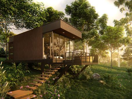 CABIN HOUSE : KHAO YAI