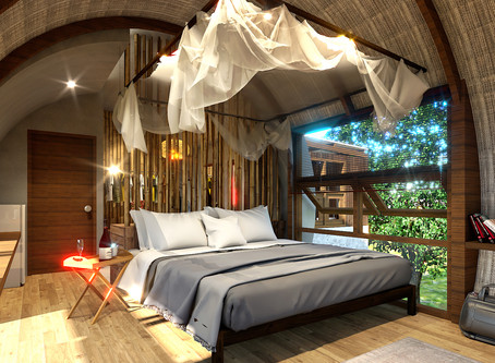 TREE HOUSE : KHAO YAI [HOLIDAY HOUSE]