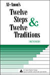 Al-Anon Twelve Steps and Twelve Traditions Book