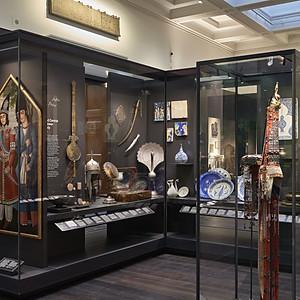 Islamic Galleries at the British Museum
