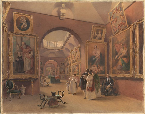 Museum visit Dulwich Picture Gallery