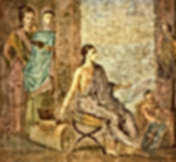 Woman Artist Italy Art Historical London