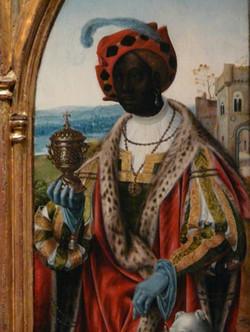 Images of Black Presences in Art
