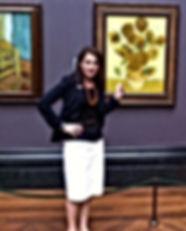 Lydia Bauman for Art Historical London