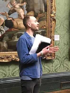 Stuart LA Moss for Art Historical London