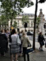 Walking Tour Art & History London