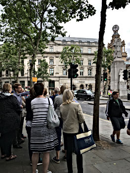 Walking Tour Art & History London