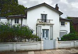 Turner's house Sandycombe Lodge