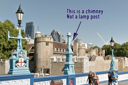 11 secrets near London Landmarks