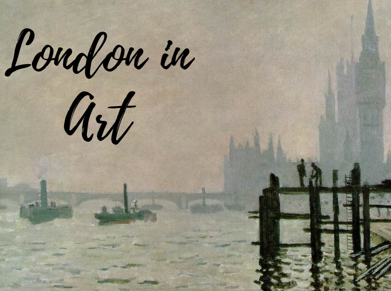 London in works of art